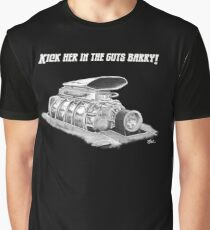 Mad Max Supercharger  Graphic T-Shirt
