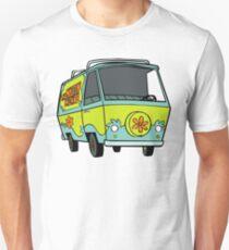 Retro Mystery Machine Unisex T-Shirt