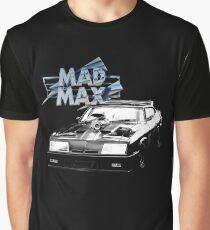 Mad Max Interceptor Graphic T-Shirt