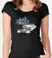 Mad Max Interceptor Women's Fitted Scoop T-Shirt