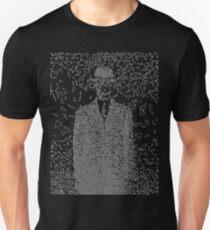 Son of Triangles (White on Dark Shirt) Unisex T-Shirt
