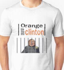 Orange is the new Clinton Unisex T-Shirt