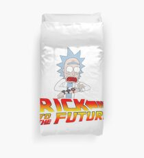 Back To The Future  Duvet Cover