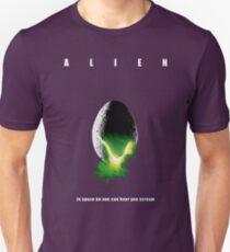 Alien - poster Unisex T-Shirt