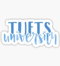 Tufts - Style 1 Sticker