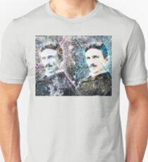 Electric Tesla Unisex T-Shirt