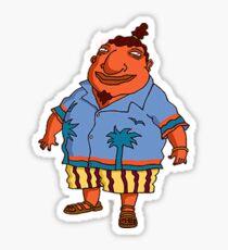 Surfshack Tito Sticker