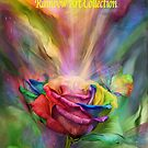 Rainbow Art Collection Calendar by Carol  Cavalaris