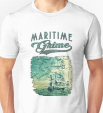The Sea Bound Coast Unisex T-Shirt