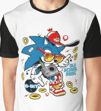 Sonic the Hedgehog - Old School Graphic T-Shirt