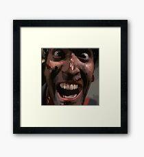 Ash Evil Dead  Framed Print