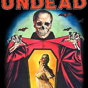 The Undead Shirt! by comastar