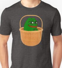 Pepe's Basket of Deplorables (Graphic Style) Unisex T-Shirt