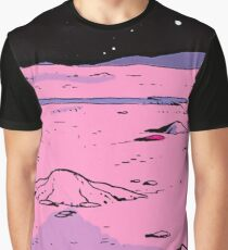 Manhattan Moon Graphic T-Shirt