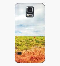 Nature always wears the colors of the spirit. Case/Skin for Samsung Galaxy