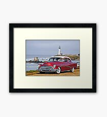 1953 Buick Special Coupe Framed Print