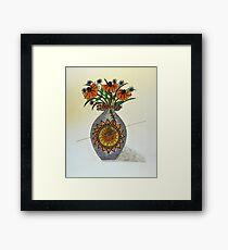 Flowers/8 - Dr. Cindy's Flowers Framed Print