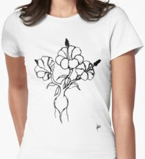 Dry Women's Fitted T-Shirt