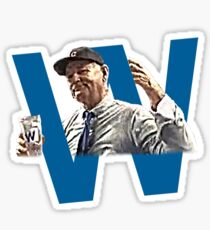Chicago Cubs World Series Champions 2016 Bill Murray Sticker