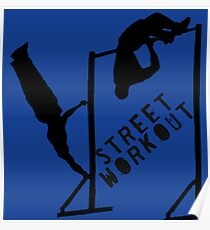 STREET WORKOUT Poster