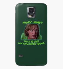 Shaggy and Mary Jane Case/Skin for Samsung Galaxy