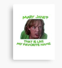 Shaggy and Mary Jane Metal Print