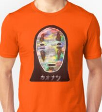 Spirited Away No Face! Kaonashi Unisex T-Shirt