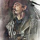 Pirate Captian James by Samuel Vega
