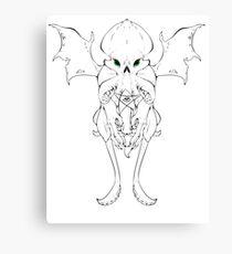 Eldritch Horror Canvas Print
