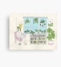 Plant Life Canvas Print