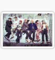 BTS- Wings Sticker