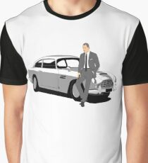 """Bond.... James Bond"" Graphic T-Shirt"