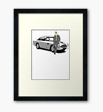"""Bond.... James Bond"" Framed Print"
