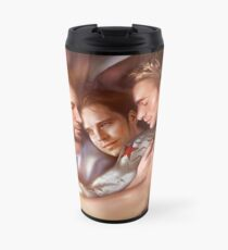 Back Through the Looking Glass Travel Mug
