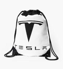 Tesla Motors Drawstring Bag