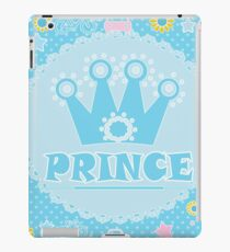 """For the little Prince . From the series """"Gifts for kids"""" . iPad Case/Skin"""