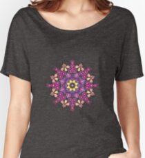 Mandala - Petals Women's Relaxed Fit T-Shirt