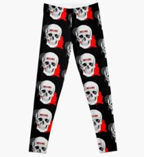 Legging INDIANA UNIVERSITY SKULL