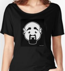 Steve - The black collection  Women's Relaxed Fit T-Shirt