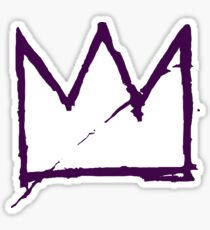 Crown (Purple) Sticker