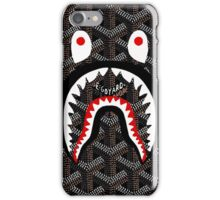 Shark Bape Goyard iPhone Case/Skin