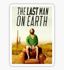 Last Man on Earth Sticker