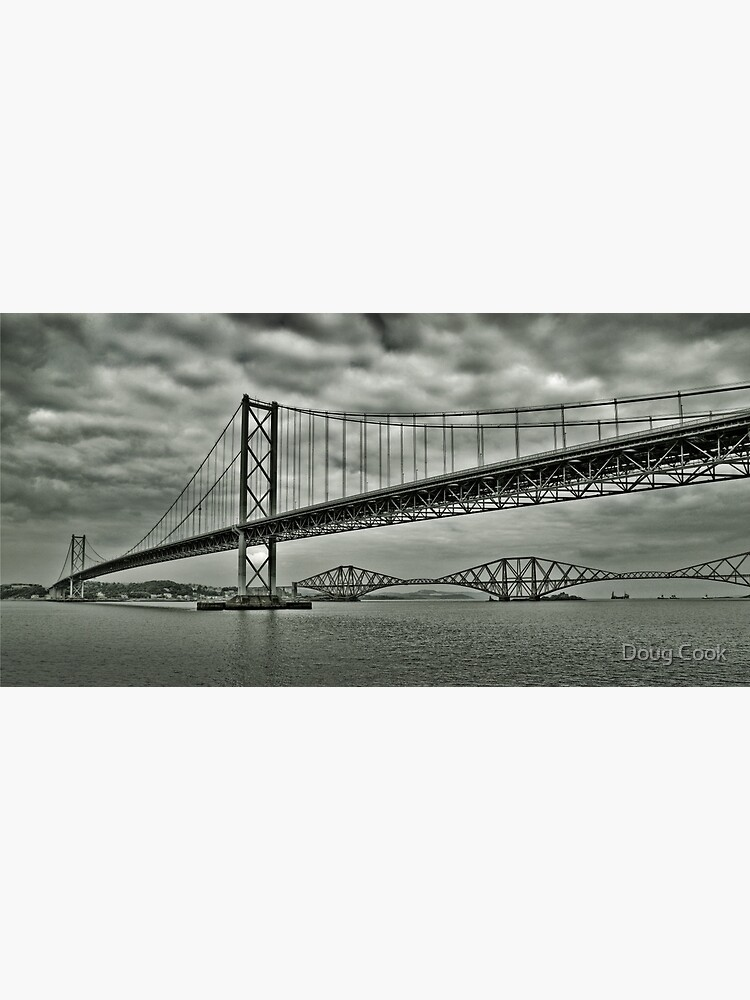 Forth Bridge Fifty by DougCook