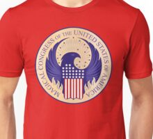 Magical Congress of the United States of America Unisex T-Shirt