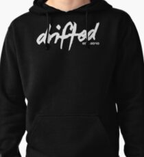 Drifted Classic Tee - Black Pullover Hoodie