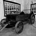 The wagon! by Elfriede Fulda