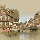 Little France, Strasbourg by Murray Swift