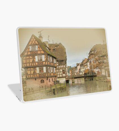 Little France, Strasbourg Laptop Skin