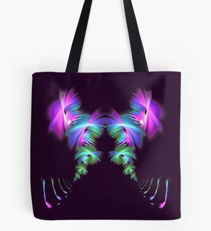 Fly away #fractal Tote Bag