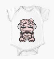 Mummy O'bot 2.0 Short Sleeve Baby One-Piece